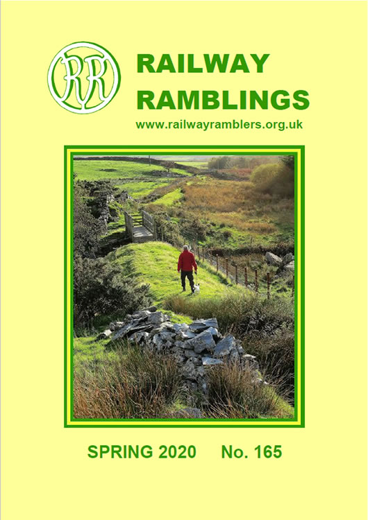The club's magazine, 'Railway Ramblings